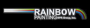 Rainbow Painting RPR Group Inc. Small Logo