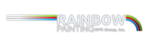 Rainbow Painting RPR Group Inc. Large Logo